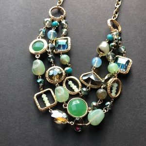 Jewelry - NWT fashion necklace and earrings